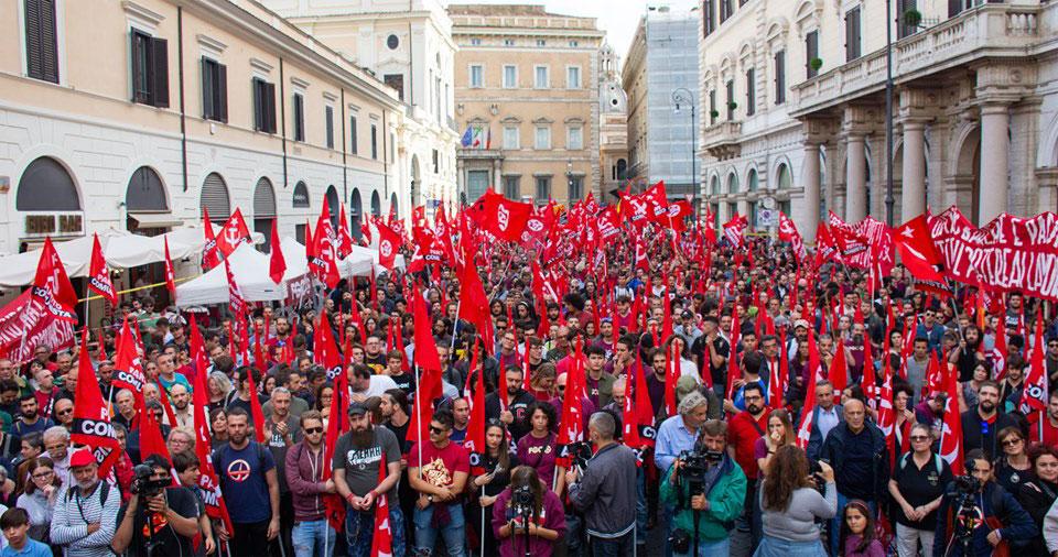 pc 5ottobre2019 manifestazione