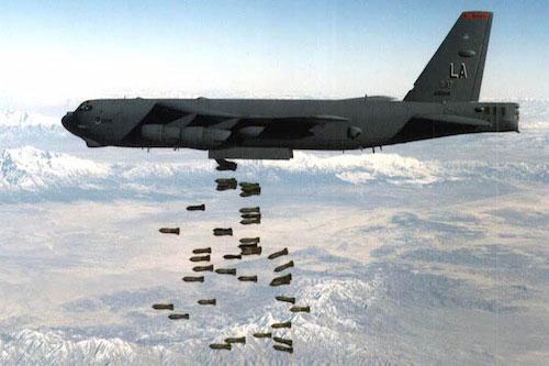 bombardiere sgancio