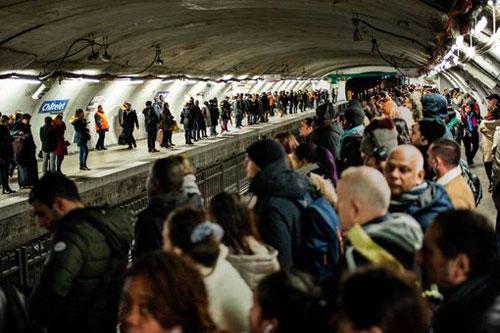 francia sciopero trasporti