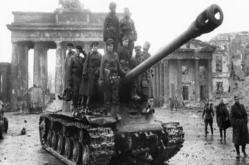 sovietici berlino