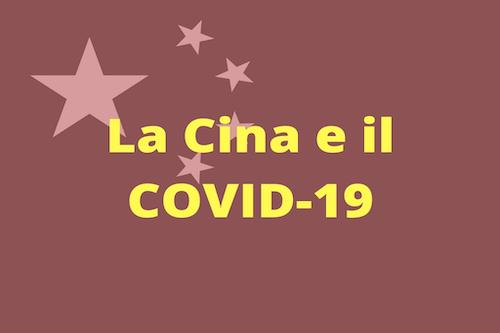 Cina covid 19