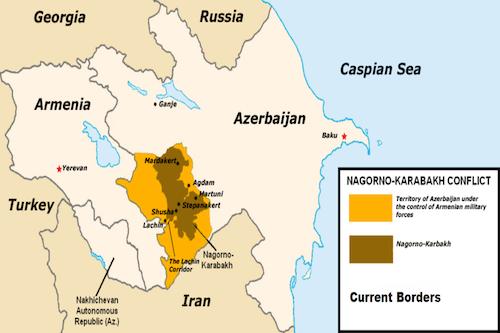 Nagorno Karabakh Map2