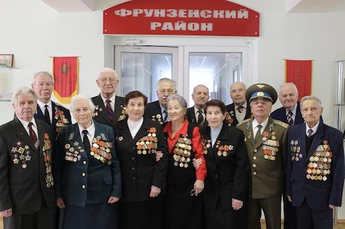 Bielorussia veterani