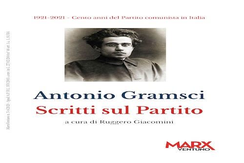 libro Gramsci copertina