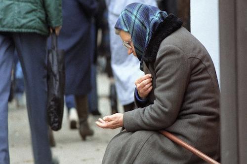 ucraina povertà